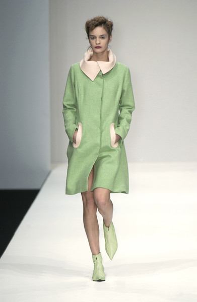 Michiko Koshino at London Fall 2004