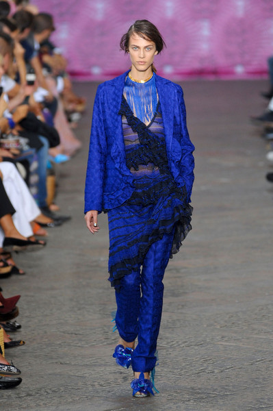 Missoni at Milan Spring 2012