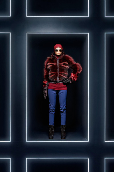 Moncler Grenoble Woman Fall 2014