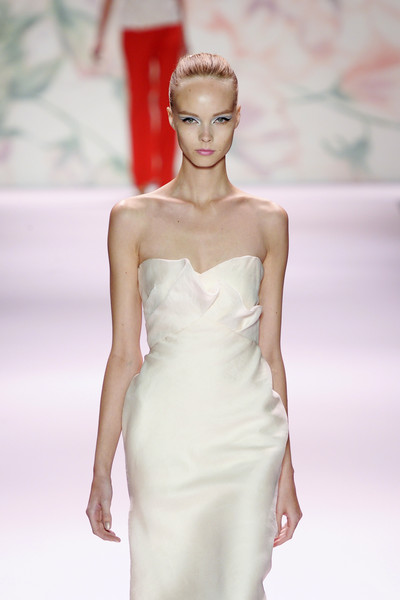 Monique Lhuillier Spring 2011