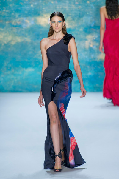 Best Spring 2013 Runway Gowns - Monique Lhuillier