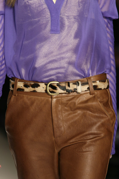 Nanette Lepore at New York Fall 2009 (Details)