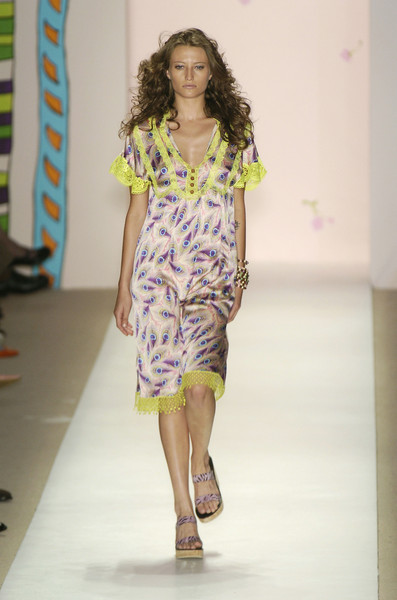 Nanette Lepore at New York Spring 2005