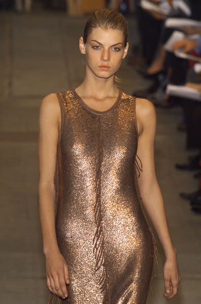 Narciso Rodriguez Fall 2001