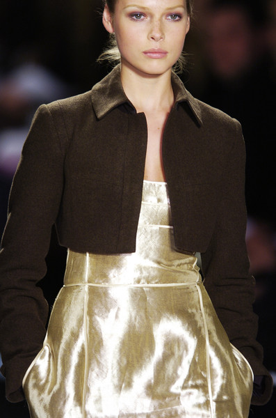 Narciso Rodriguez Fall 2005 - Details