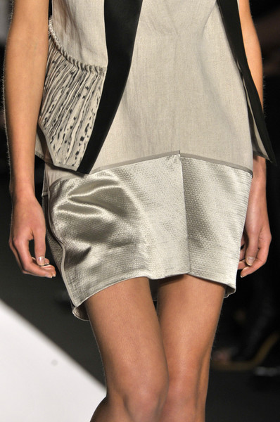 Narciso Rodriguez Spring 2010 - Details