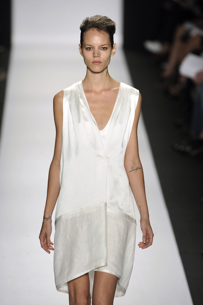 Narciso Rodriguez at New York Spring 2010