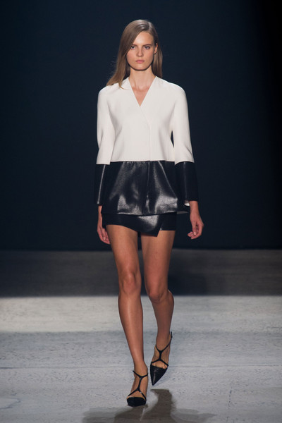 Narciso Rodriguez at New York Spring 2014