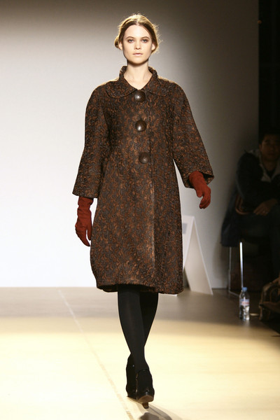 Nicole Farhi at London Fall 2006