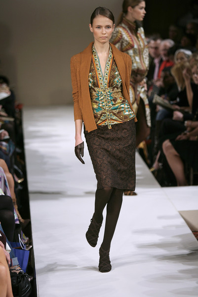 Nicole Miller at New York Fall 2006