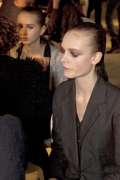 Nina Ricci Fall 2009 - Backstage