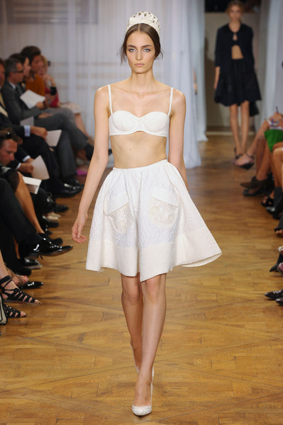 Nina Ricci at Paris Spring 2012