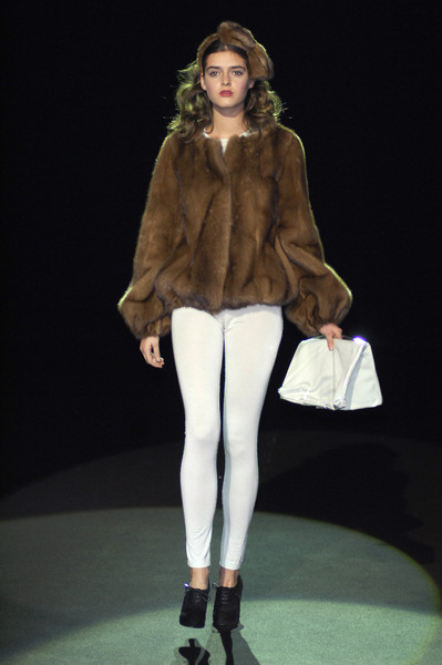 Normaluisa at Milan Fall 2008