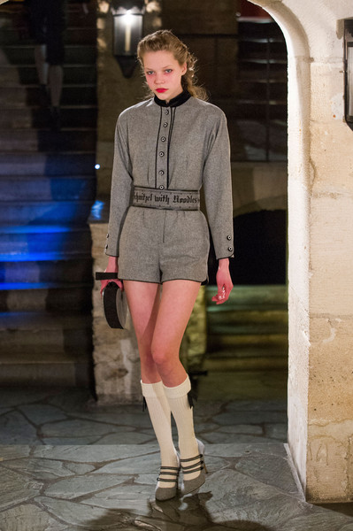 Olympia Le Tan at Paris Fall 2013