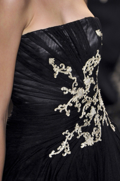 Pamella Roland at New York Fall 2013 (Details)