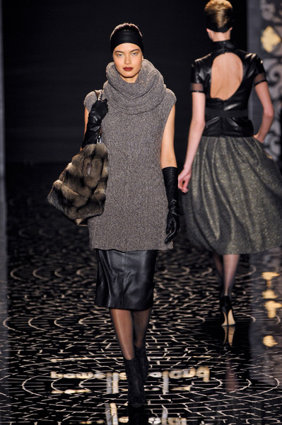 Pamella Roland at New York Fall 2013