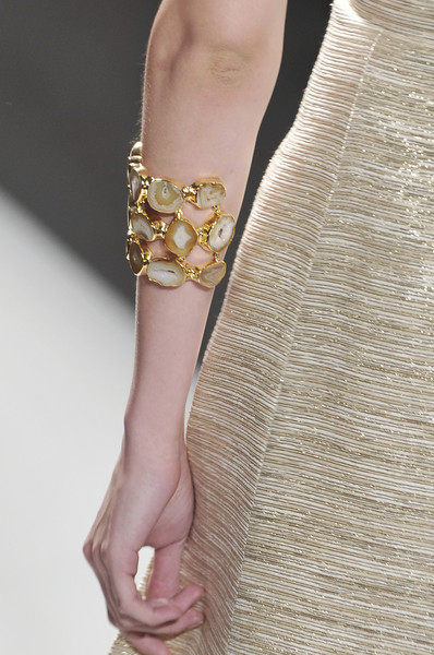 Pamella Roland at New York Spring 2010 (Details)