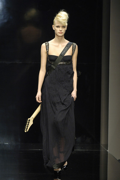 Paola Frani at Milan Fall 2006