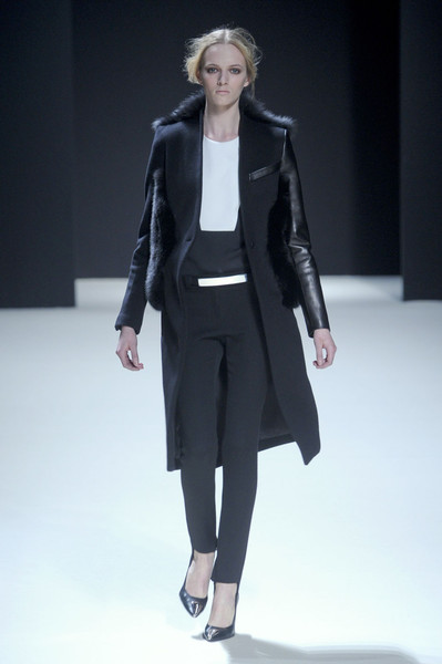 Pedro Lourenço at Paris Fall 2011
