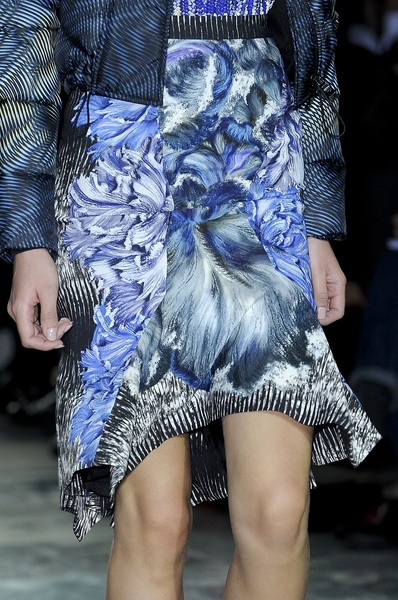 Peter Pilotto Fall 2012 - Details