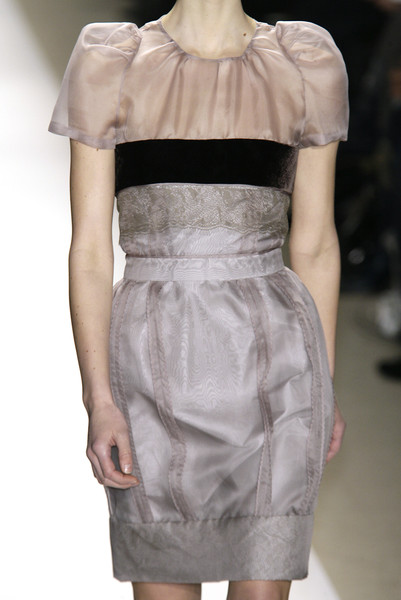 Peter Som at New York Fall 2007 (Details)
