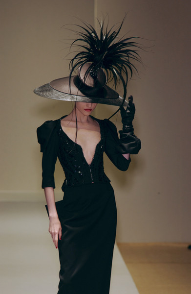Philip Treacy Fall 2001