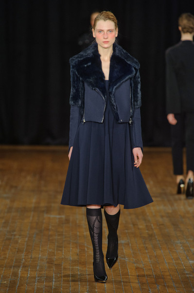 Philosophy di Alberta Ferretti at New York Fall 2013