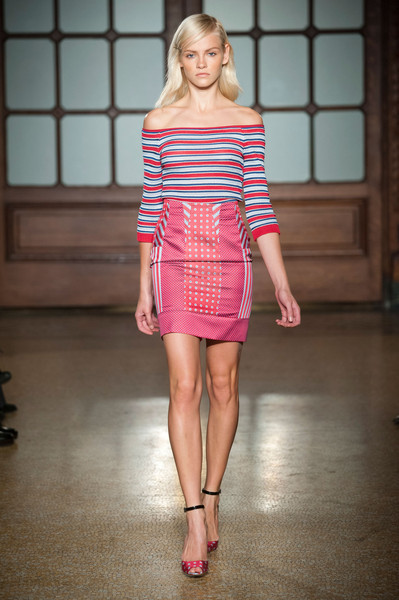 Philosophy di Alberta Ferretti at New York Spring 2013
