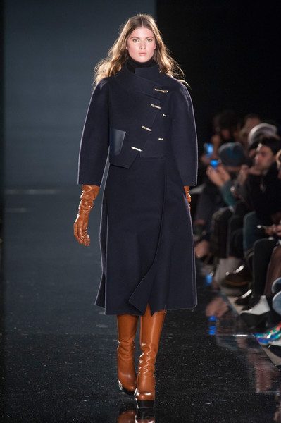 Porsche Design at New York Fall 2014