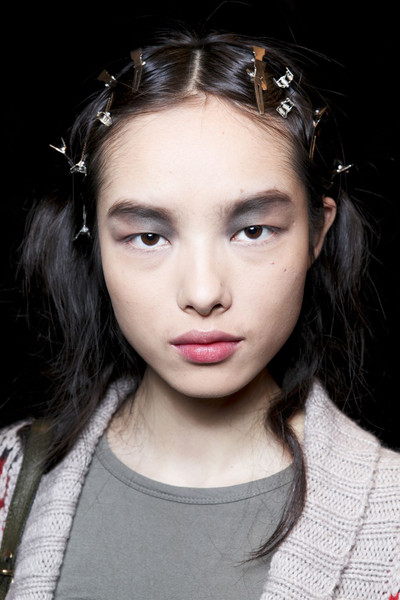 Prabal Gurung Fall 2011 - Backstage