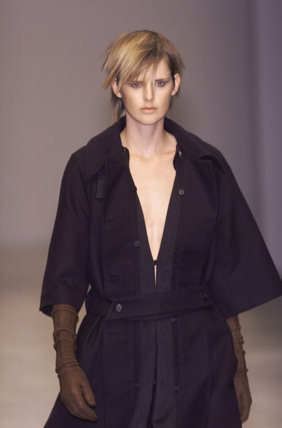 Prada at Milan Fall 2001