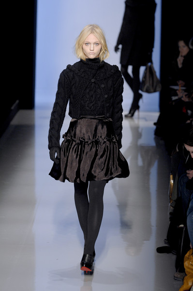 Pringle of Scotland at Milan Fall 2007