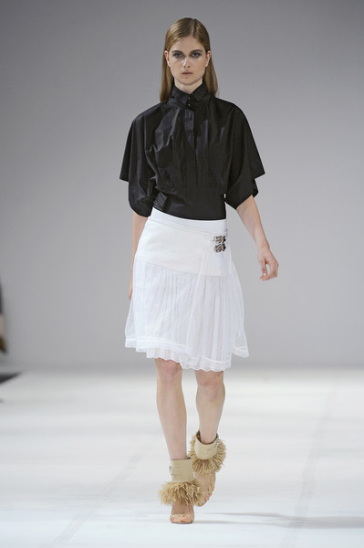 Pringle of Scotland at London Spring 2011