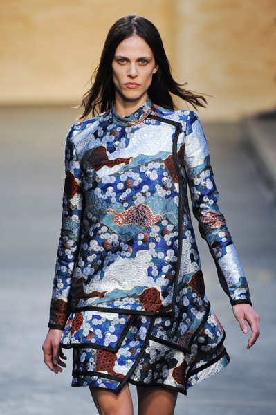 New York Fashion Week Fall 2012, Proenza Schouler