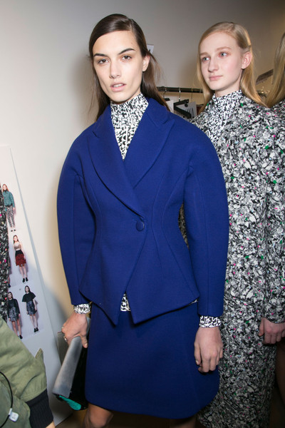 Proenza Schouler Fall 2014 - Backstage