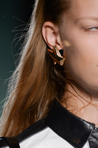 Rock Star-Studded Earrings at Proenza Schouler