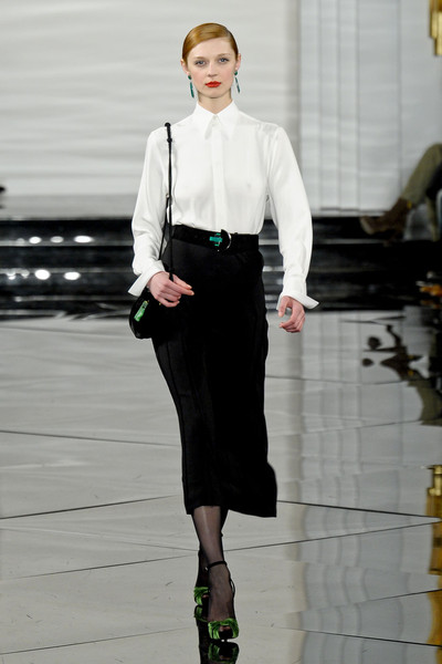 Ralph Lauren at New York Fall 2011