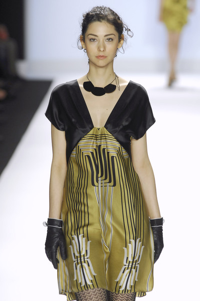 Rami Kashou at New York Fall 2008