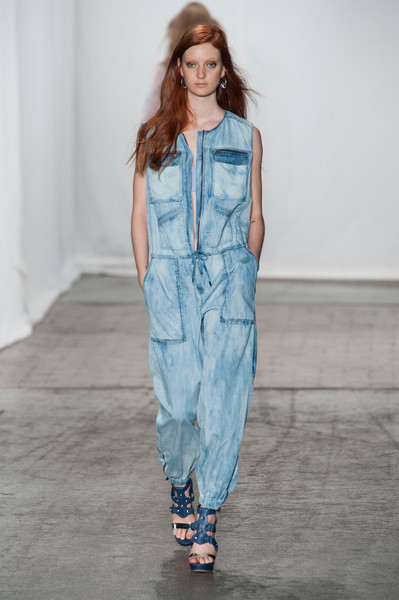 Rebecca Taylor at New York Spring 2013
