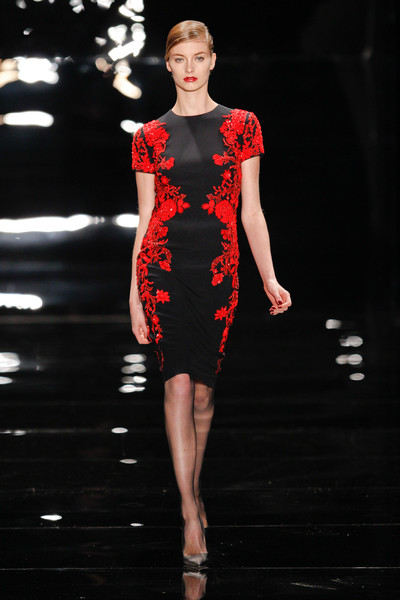 Reem Acra at New York Fall 2013