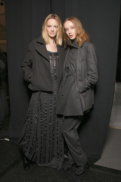 Richard Chai Love Fall 2011 - Backstage