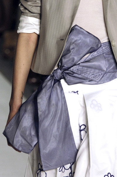 Richard Chai Love Spring 2006 - Details