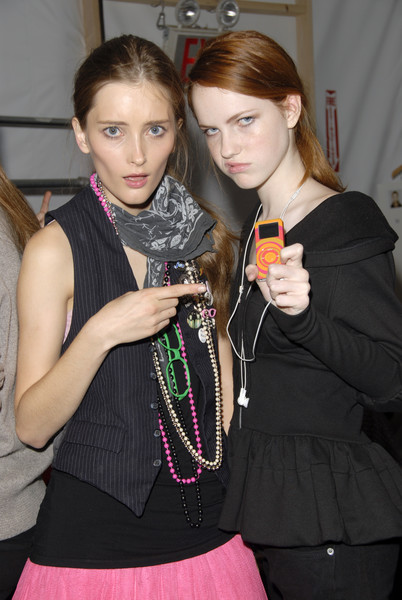 Richard Chai Love Spring 2007 - Backstage