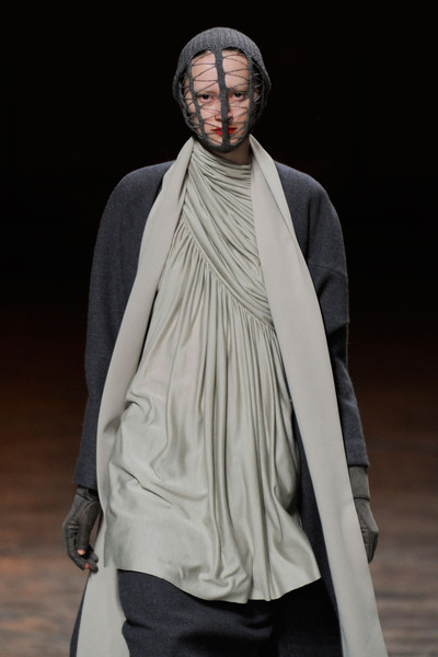 Rick Owens at Paris Fall 2012