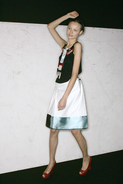 Robert Musso Spring 2007 - Backstage