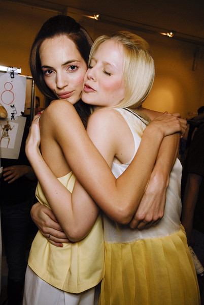 Robert Musso Spring 2008 - Backstage