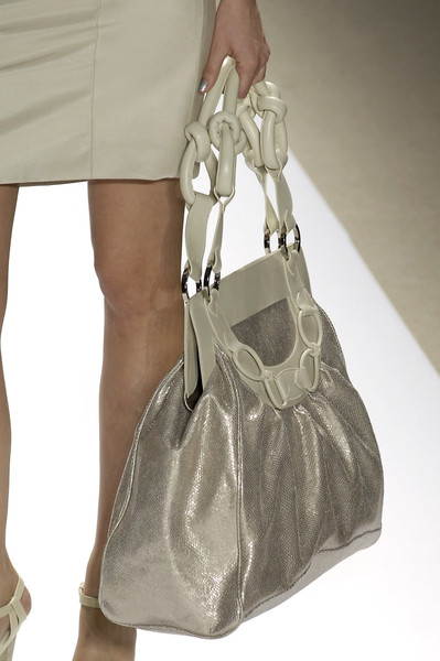 Rubin Singer at New York Spring 2009 (Details)