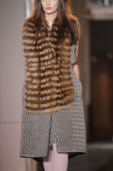 Rue du Mail Fall 2011 - Details