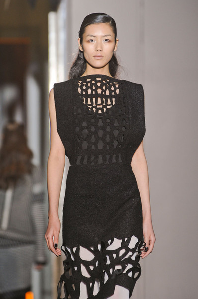 Rue du Mail at Paris Fall 2012