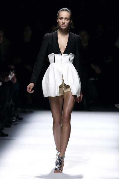 Rue du Mail at Paris Spring 2009